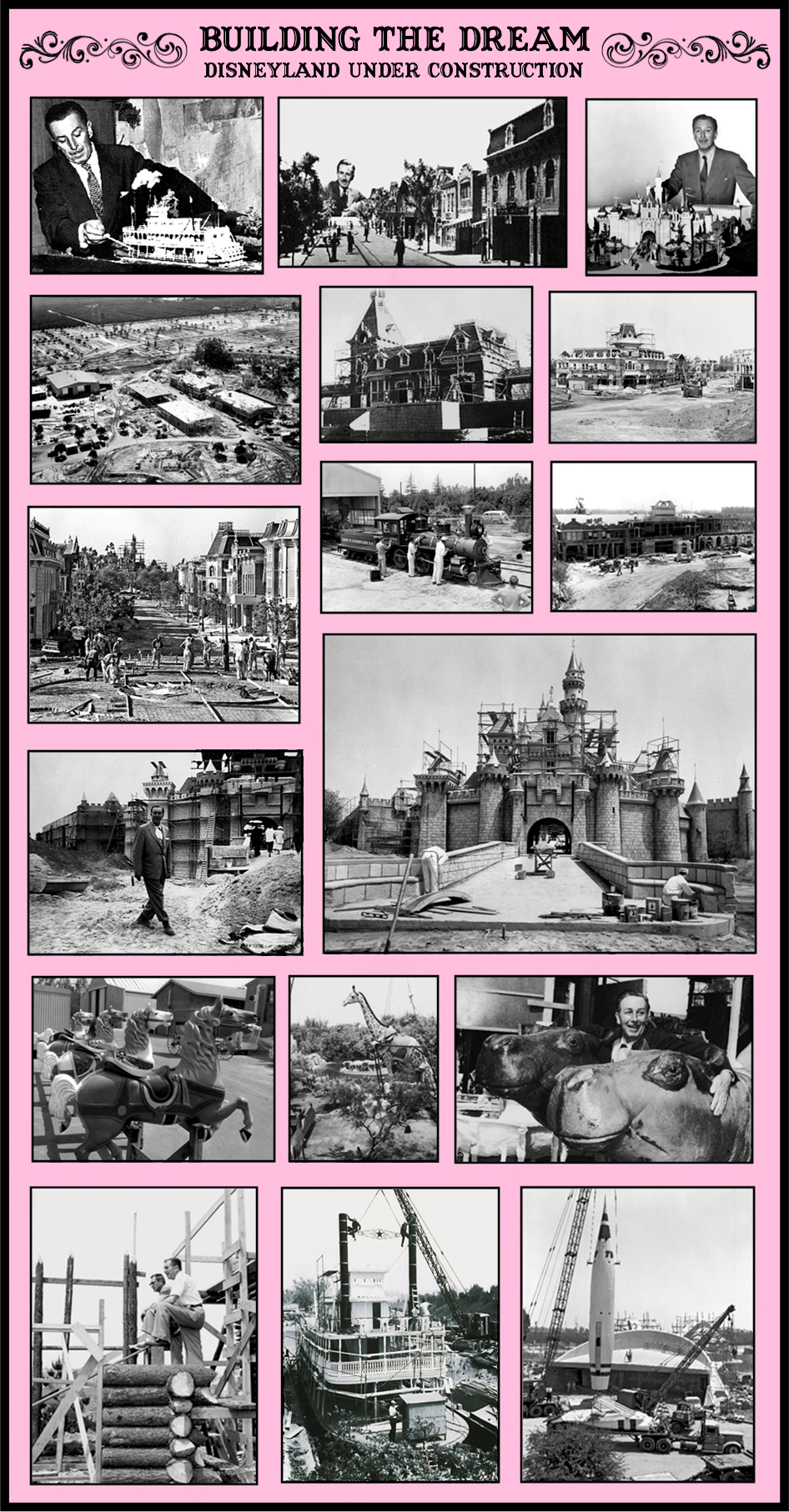 DisneylandStoryCollageB