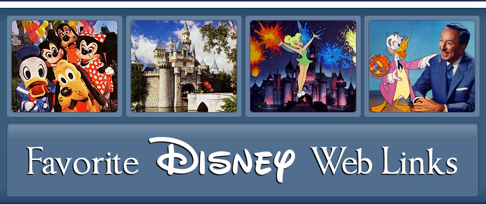 DISNEY LINKS BANNER